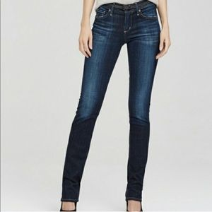 Citizens of humanity Ava low rise straight jeans